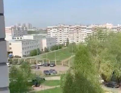 Al menos once personas mueren en un tiroteo en una escuela de Rusia