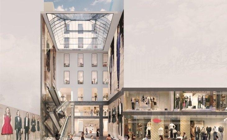 El centro comercial hará competencia directa a El Corte Inglés