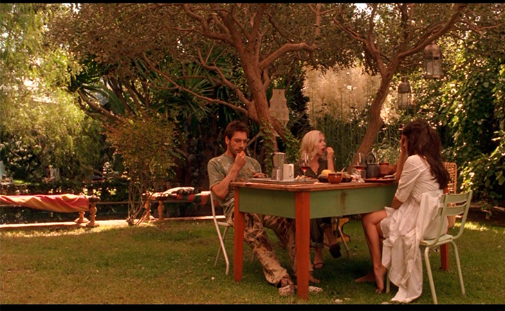 Woody Allen rodó en España