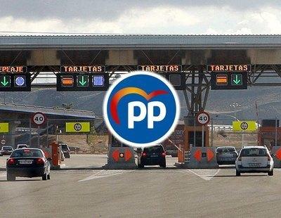 El Gobierno del PP intentó aplicar el pago en las autovías que ahora critica