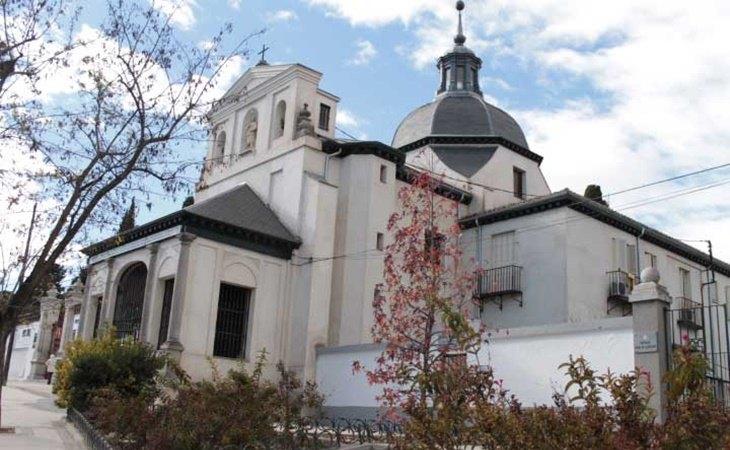 La Ermita de San Isidro Labrador en Carabanchel
