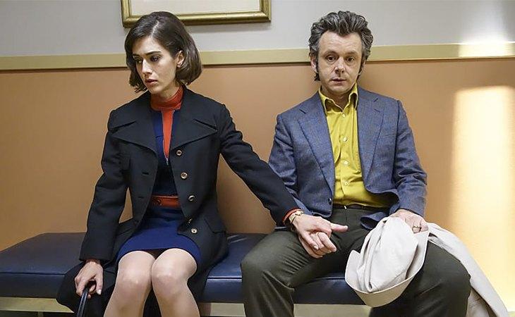 Virginia y William en 'Masters of Sex'