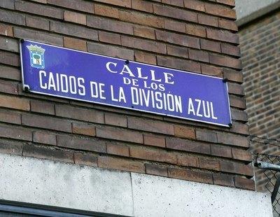 La Justicia mantiene la calle a la División Azul en Madrid porque apela a los nazis y no al franquismo