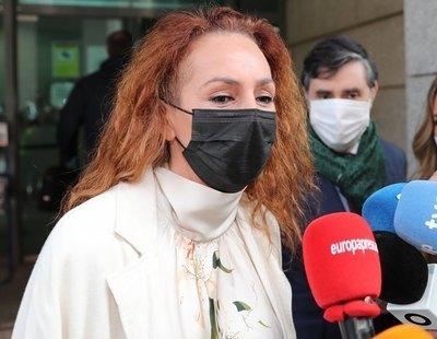 La jueza ordena investigar el patrimonio de Rocío Carrasco y ofrece a David Flores denunciar a su madre