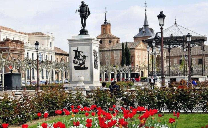Alcalá de Henares, uno de los pueblos más bonitos de la Comunidad de Madrid