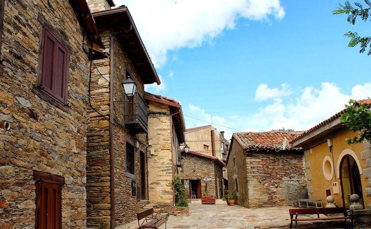 La Hiruela, uno de los pueblos más bonitos de la Comunidad de Madrid