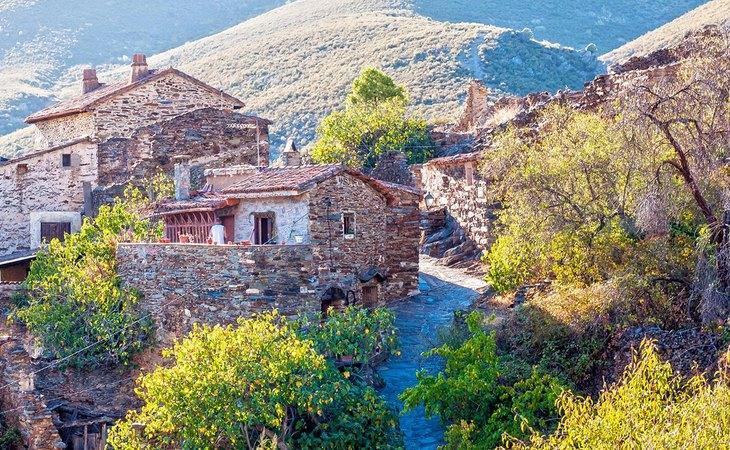Patones de Arriba, uno de los pueblos más bonitos de la Comunidad de Madrid