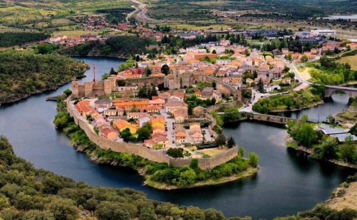 Buitrago de Lozoya, uno de los pueblos más bonitos de la Comunidad de Madrid