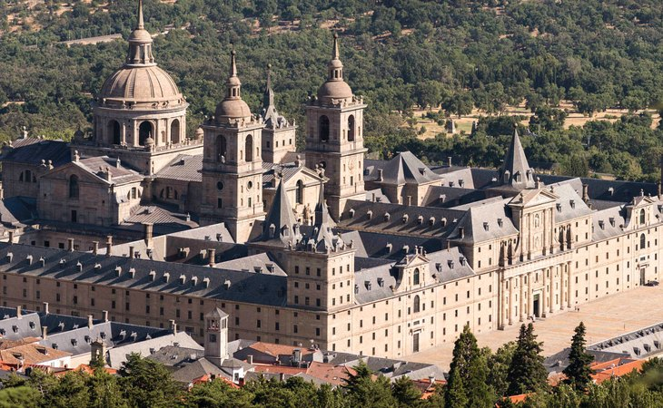 San Lorenzo de El Escorial, uno de los pueblos más bonitos de la Comunidad de Madrid
