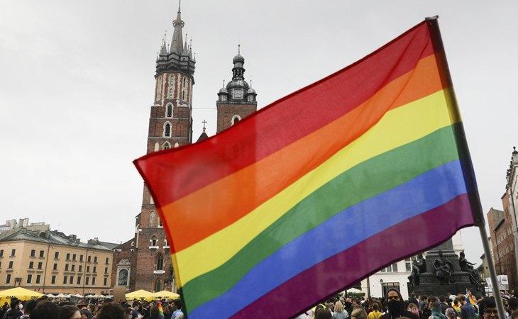Sigue habiendo mucha LGBTIfobia en el mundo