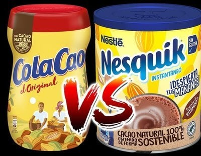 ¿ColaCao o Nesquik? La sorprendente respuesta de la OCU