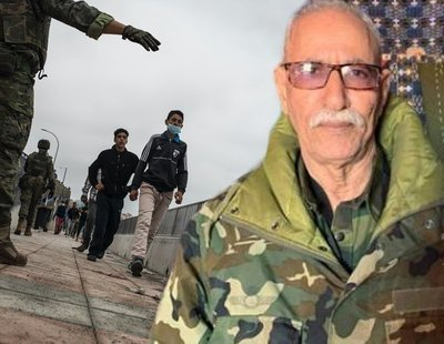 ¿Quien es Ghali, el líder saharaui al que achacan la crisis de Ceuta? ¿Qué papel juega Argelia?