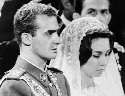 Así fue la accidentada noche de bodas de Juan Carlos y Sofía, según Pilar Eyre