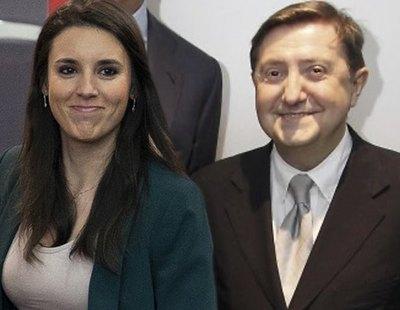 """El Supremo ampara que Losantos llame """"novia del amo"""", """"matona"""" y """"analfabeta"""" a Irene Montero"""