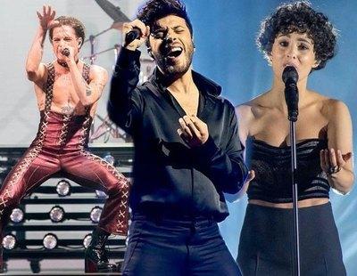 Italia y Francia se juegan una de las finales de Eurovisión más apretadas de la historia