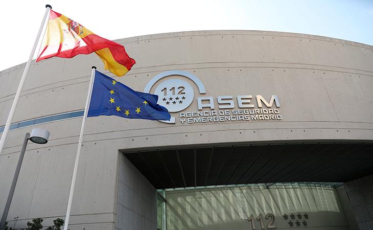 La Agencia de Seguridad y Emergencias de Madrid