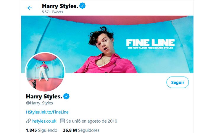No hace falta ser tan famoso como Harry Styles para conseguirlo
