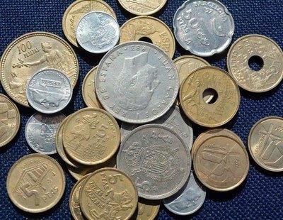 ¿Recuerdas las pesetas? El razón del agujero de la moneda de 25 y otras curiosidades