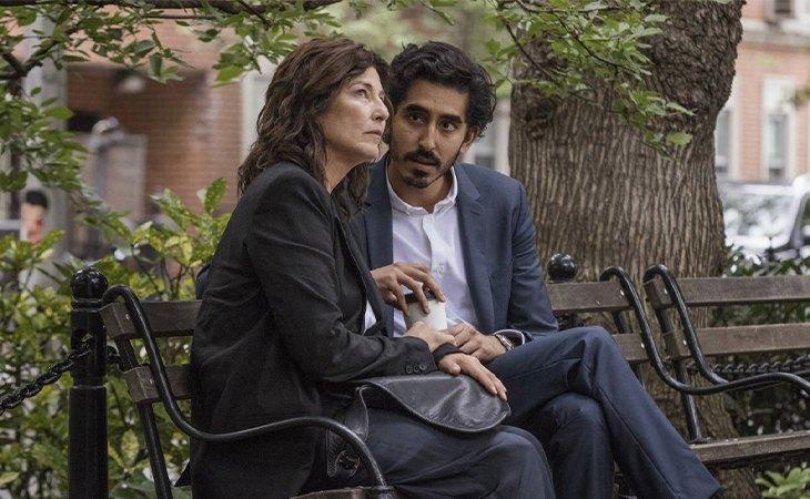 Catherine Keener and Dev Patel in 'Modern Love'
