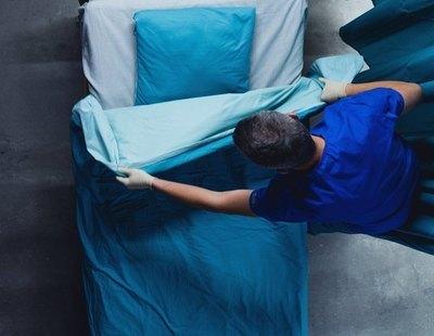 Ingresar por Covid en un hospital de EEUU cuesta una media de 23.000 dólares por paciente