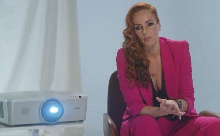 Rocío Carrasco en 'Rocío, contar la verdad para seguir viva'
