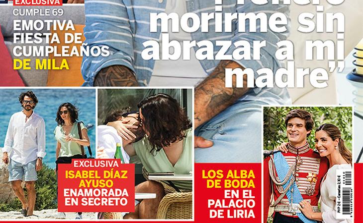 La portada de la revista Lecturas