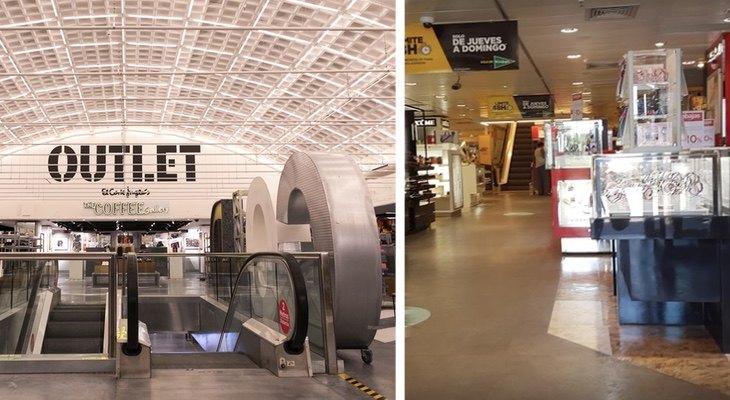 El centro cambia por completo para adaptarse a las nuevas tendencias del retail