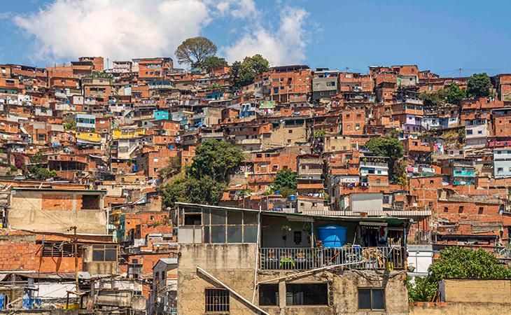 Venezuela está sumida en una crisis económica y humanitaria