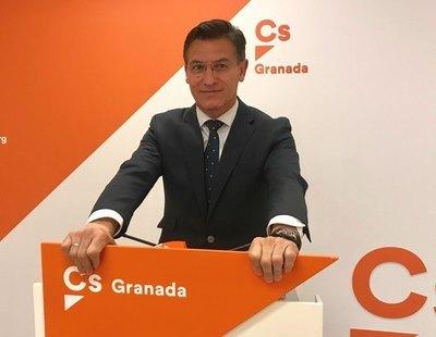 ¿Moción de censura en Granada? El PP maniobra para echar a Luis Salvador (Cs) de la alcaldía