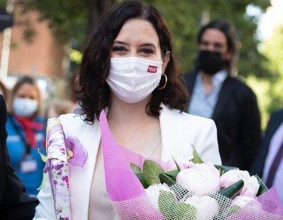 """A Losantos se le escapan detalles del matrimonio de Isabel Díaz Ayuso: """"Fue un error de juventud"""""""