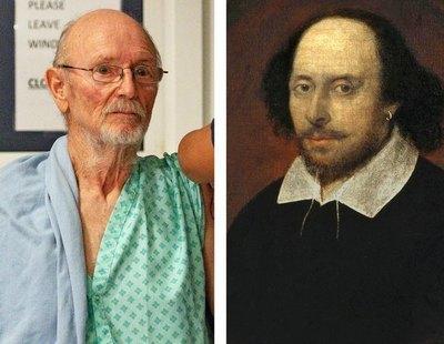 Una presentadora argentina confunde la muerte del escritor William Shakespeare con la del primer vacunado en Reino Unido