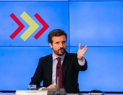 Nuevo giro de Casado: su nueva estrategia para ¿volver al discurso duro? del PP con cambio de equipo