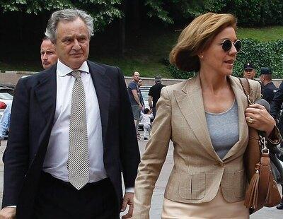 Cospedal y su marido, imputados por el espionaje a Bárcenas en el caso Kitchen