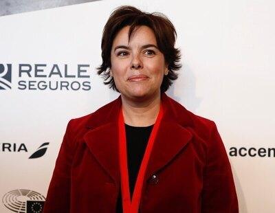 Soraya Sáenz de Santamaría, implicada en Kitchen según el sumario secreto de la causa