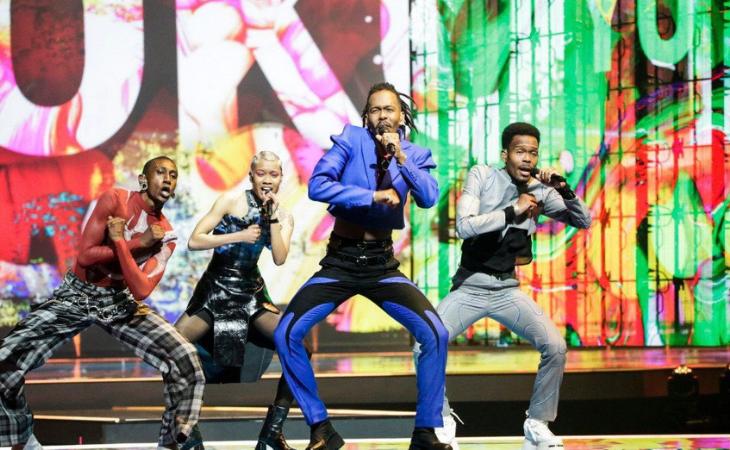 Países Bajos también prefirió Eurovisión al porno