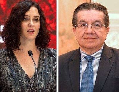 """Colombia aclara al Gobierno de Ayuso que la variante colombiana """"no existe"""" y pide """"no alimentar la xenofobia"""""""