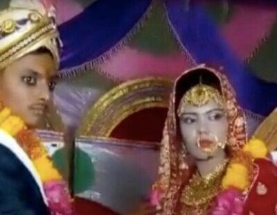 Muere una novia en plena boda y el novio se casa con su cuñada en el mismo acto