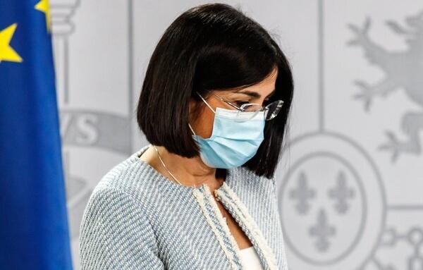"""Todas las """"cagadas"""" de la gestión de Carolina Darias, ministra de Sanidad"""