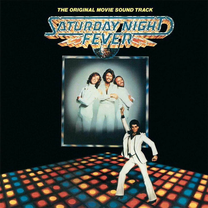 'Saturday Night Fever', de Bee Gees