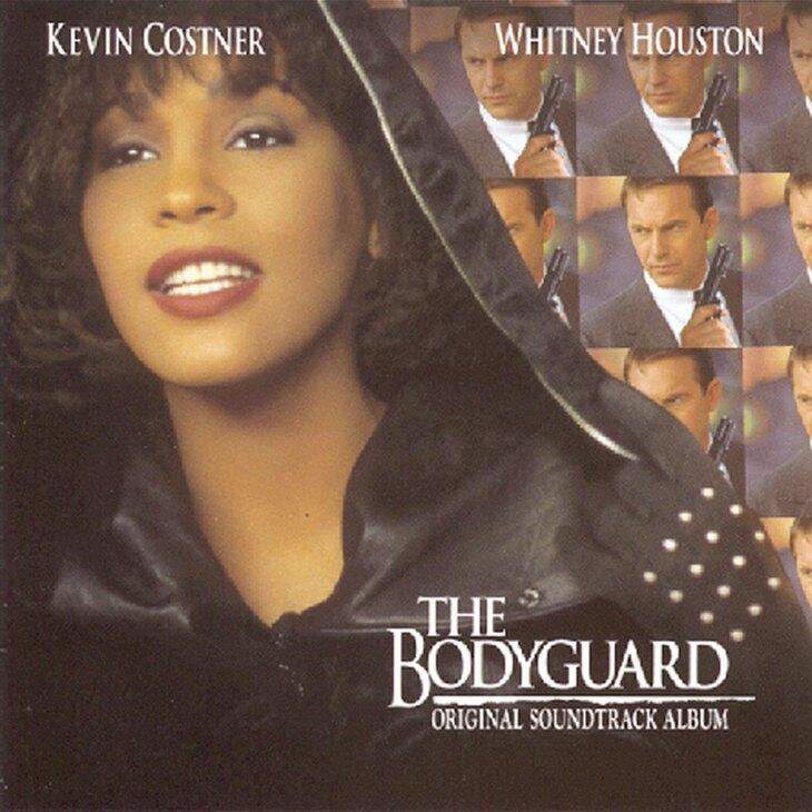 'The bodygard (BSO)', de Whitney Houston