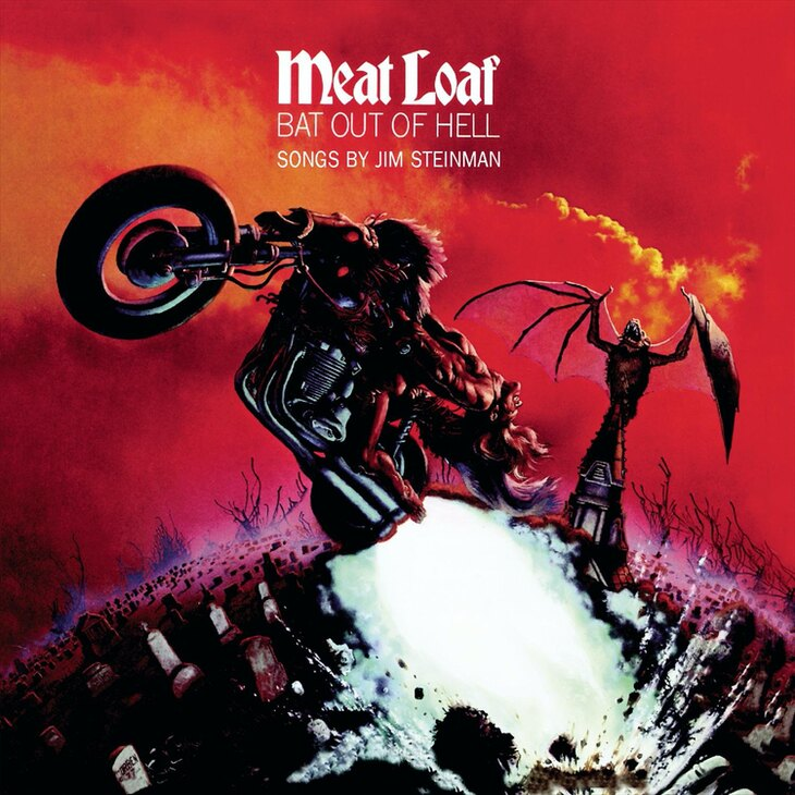 'Bat out of hell', de Meat Loaf