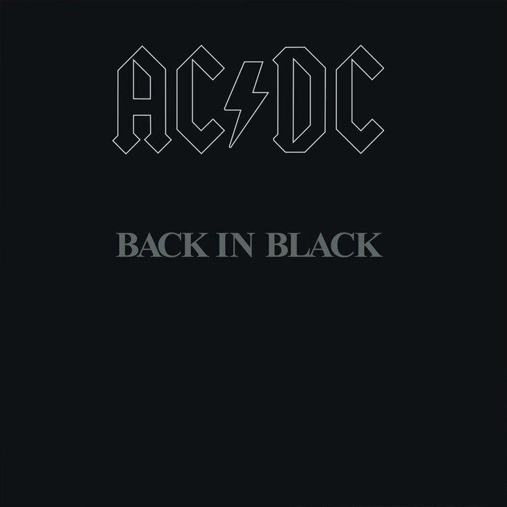 'Back in black', de AC/DC