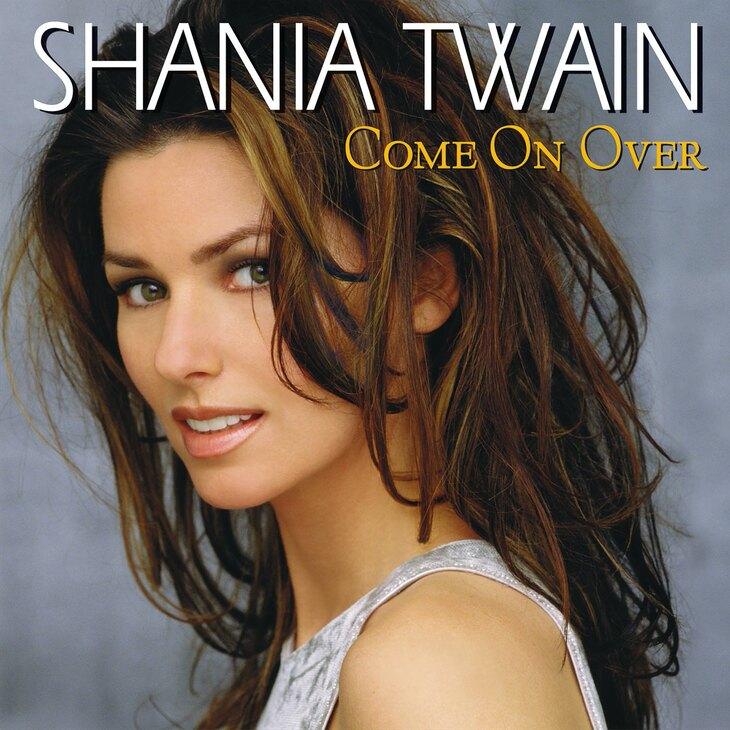 'Come on over', de Shania Twain