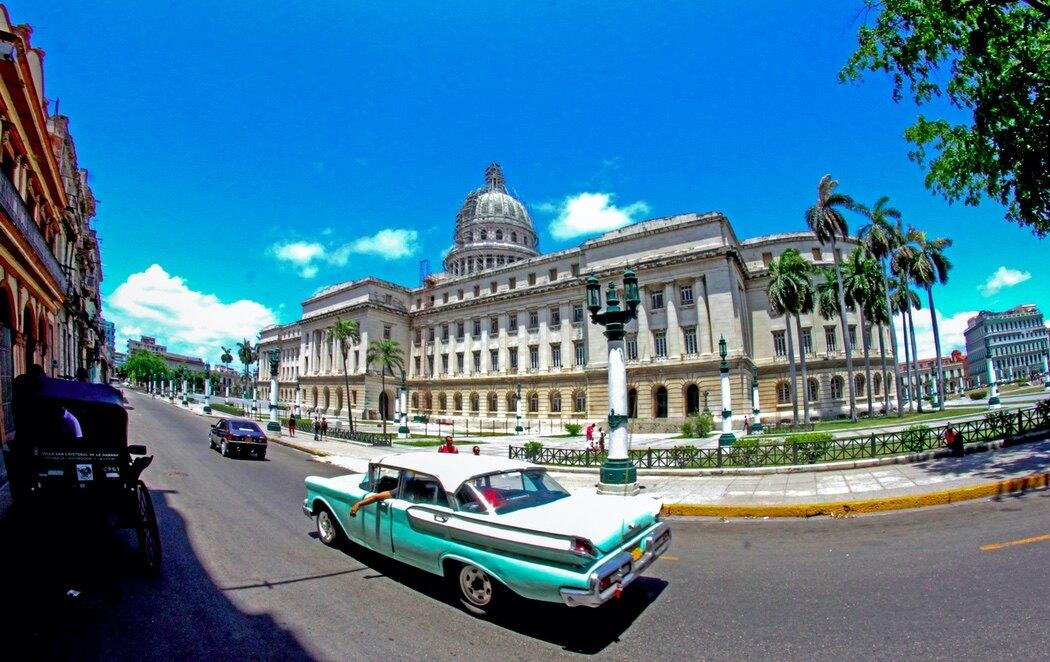 La Habana es una de las ciudades más bellas de Latinoamérica