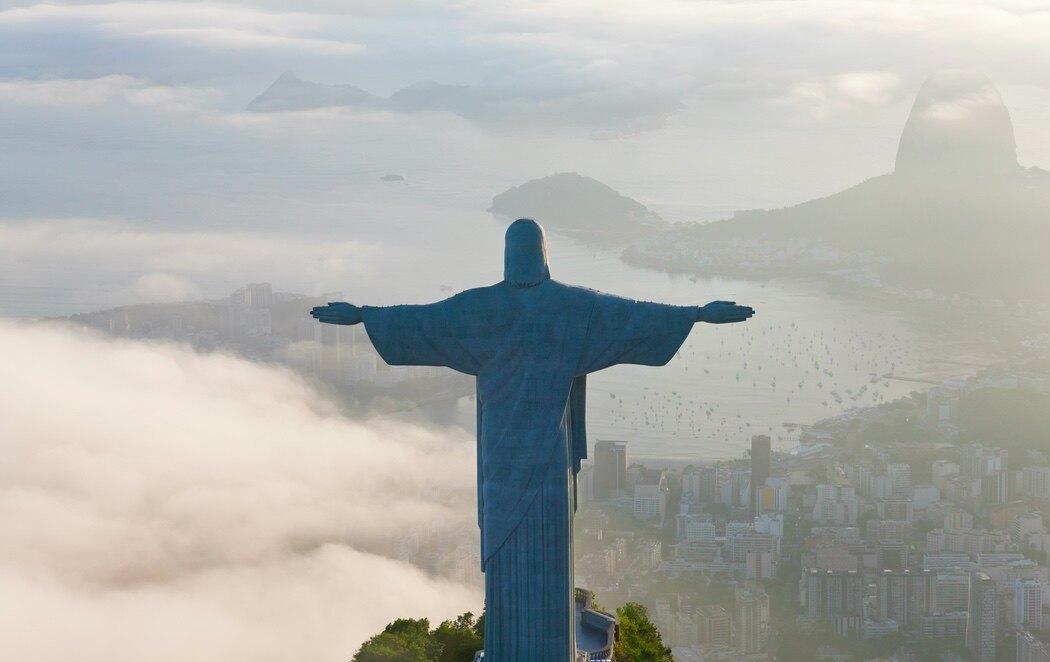 La postal más icónica de Río