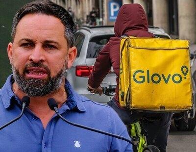 VOX intentará tumbar la ley que garantiza un contrato para riders con un recurso