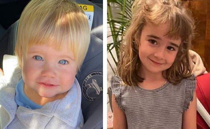 Anna y Olivia, las menores desaparecidas en Tenerife