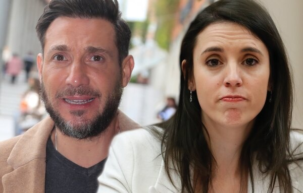 """La cuñada de Antonio David, a Irene Montero: """"Herramienta del feminismo radicalizado, dimite por vergüenza y decencia"""""""
