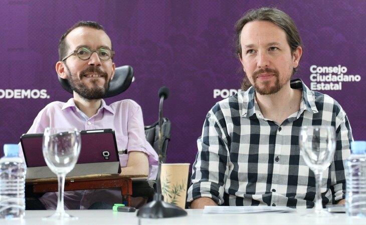 Echenique traza paralelismos con la salida de Iglesias de la política