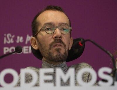 """Pablo Echenique deja entrever que dejará la política: """"No tardaré en volver a mi profesión"""""""